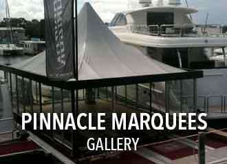 Event Marquees Pinnacle Range